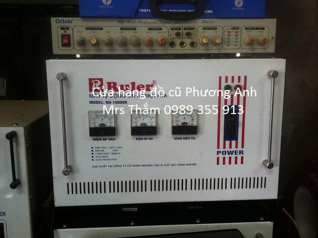 Chuyên bán đồ điện tử cũ tại Hà Nội