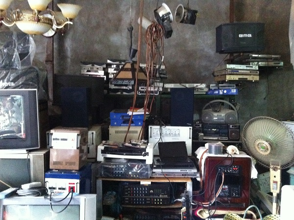 Thu mua đồ điện tử tại Hà Nội