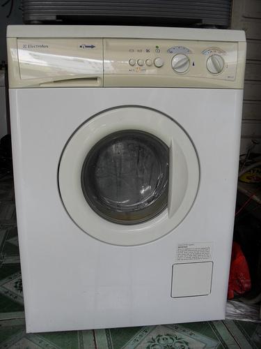Thu mua máy giặt cũ tại Hà Nội