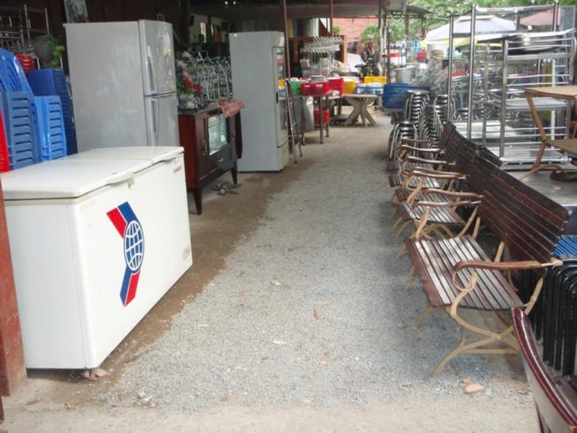 Thanh lý đồ cũ tại Hà Nội
